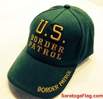 BALLCAP: BORDER PATROL- SOLD OUT